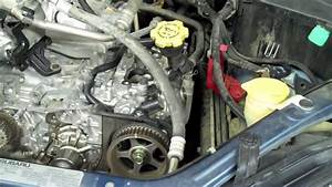 How To Change A Subaru Head Gasket Without Removing The