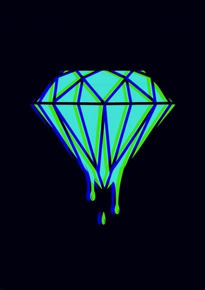 Diamonds Dripping Diamond Supply Drip Cool Background