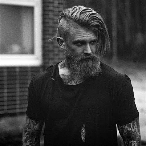 images  beards  pinterest long undercut