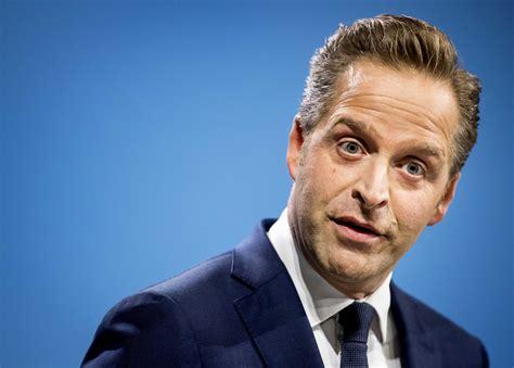 CDA'er Hugo de Jonge wil voorspelbare migratie   Trouw