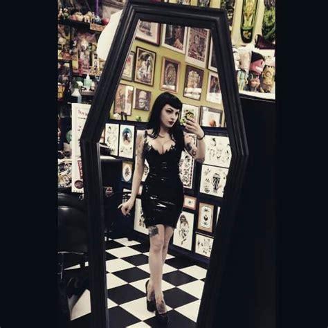 coffin mirror   future house  cuz
