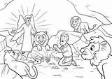 Lions Daniel Coloring Printable Roaring Bible Rescue Lion Colouring Colorear Sheet Preschool Praying Sheets Activities Craft Dibujos Sunday Printables Leones sketch template