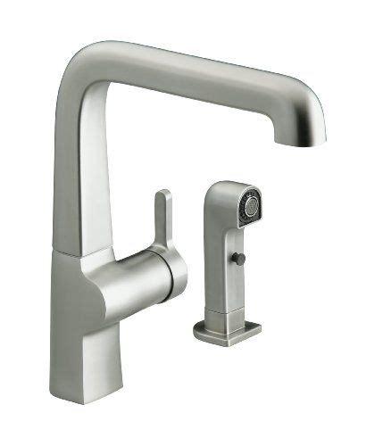 Evoke Kitchen Faucet by Kohler K 6334 Vs Evoke Single Kitchen Sink Faucet