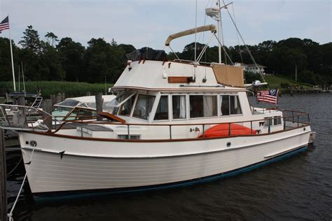 Banks Boats by 1983 Grand Banks 36 Power Boat For Sale Www Yachtworld