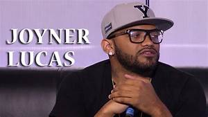 Joyner Lucas Talks About New Mixtape and Not Relying on ...