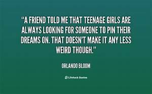Teen Friendship Quotes. QuotesGram
