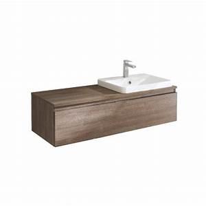 modele evasion meuble sous vasque avec plan pour vasque With vasque sdb design