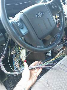Wiring Colors Codes For Steering Column
