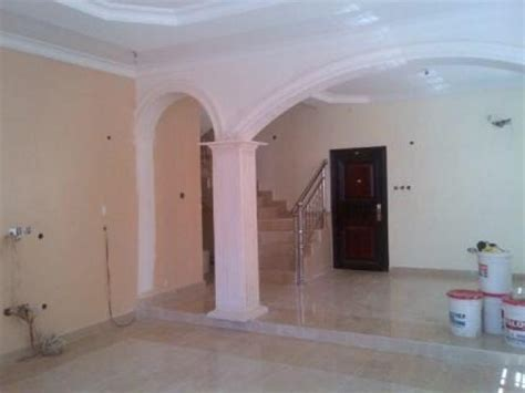 finished to taste with marble floor tiles duplex for sale