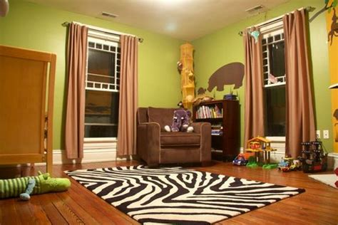 Safari Bedroom Ideas by Jungle Themed Nurseries Ideas Inspiration