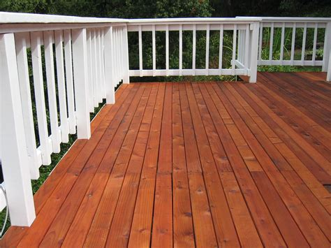 should i use sealer or stain to protect my deck
