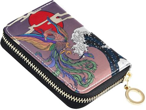 Imdb movies, tv & celebrities : Credit Card Holder Japanese Style Business Card Organizer Zipper Case Small Leather Wallet for ...