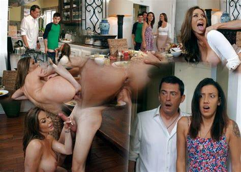 Fervent Stepmother Teasing And Stuffed Her Hubby Kendra Intense Kendras Thanksgiving Stuffing Hd