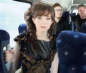 Lindsey Stirling Stare GIF - Find & Share on GIPHY