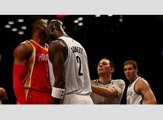 Noticias NBA Kevin Garnett se pelea con Dwight Howard con