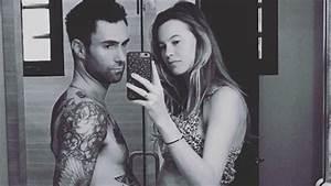 Adam Levine And Behati Prinsloo U0026 39 S Daughter Dusty Rose