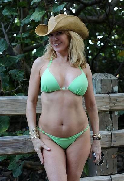 Ramona Singer Bikini Beach Miami Vk Hawtcelebs