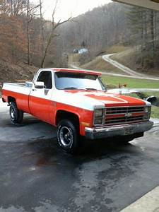 Find Used 1983 Chevrolet K10  350 4 Speed In Danville