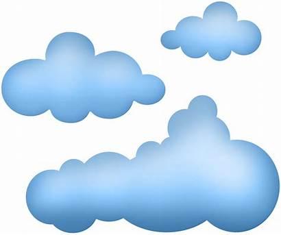 Clouds Clipart Cartoon Clip Cloud Transparent Web
