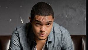 This is Trevor Noah, the new host of The Daily Show