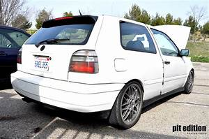 Vw Golf Mk3 Vr6 Adri Bbs Wheels Rear