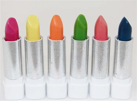 color changing lipstick s in the mood color changing lipsticks swatches