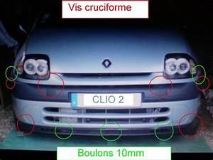 Pare Choc Clio 2 Phase 2 : changement pare choc sur clio 2 astuces pratiques ~ Melissatoandfro.com Idées de Décoration