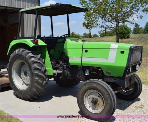 Deutz Allis 6240 Tractor