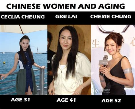 Chinese Woman Meme - pics for gt asian girl aging meme