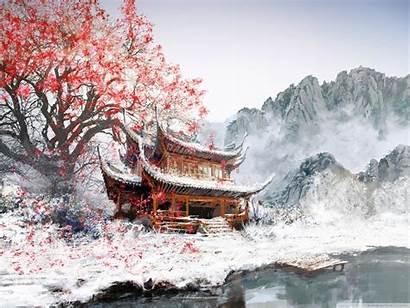 China Fantastic Background 4k Desktop Wallpapers Ultra