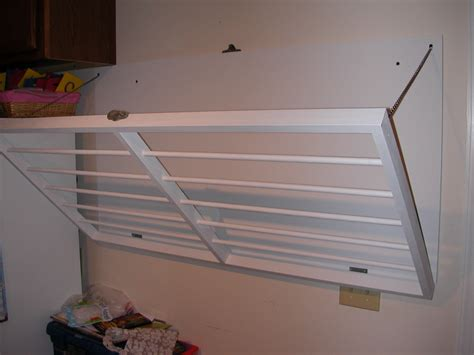 chrome wire shelving laundry room drying rack wall mounted a laundry
