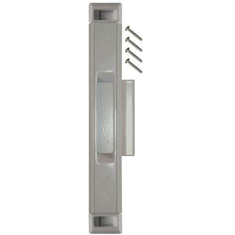 lockit sliding glass door lock lockit black white sliding door interlocking latch