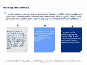 business plan template created by former deloitte With existing business plan template