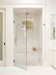 Bathroom Shower Door Ideas Walk In Shower Designs And Things To Consider When Adding This Type Of Shower