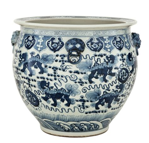 chinese fishbowl vase shop