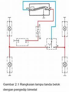 Kegiatan Belajar 2 Sistem Lampu Tanda Belok