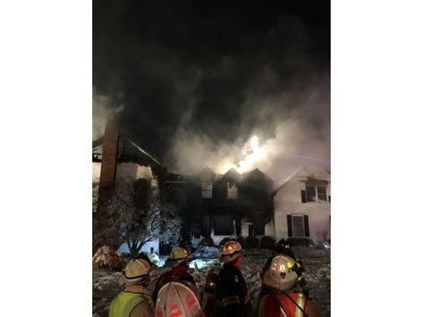 house fire destroys somerset county home patch