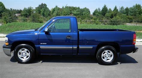 1999 Chev Truck by Sold 1999 Chevrolet Silverado Ls Regular Cab 4x2 5 3