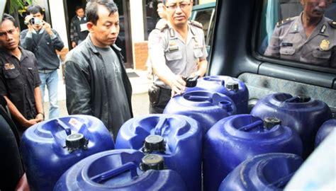 Arak Jowo Hanya Untuk Penjualan Lokal  Nasional Tempoco