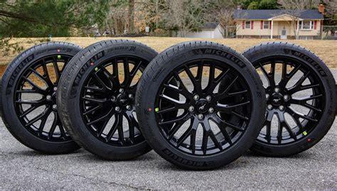 Michelin Pilot Sport Mustang Gt by Sold Gt Pp Wheels W Michelin Pilot Sport 4s Tires 2015