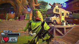 plants vs zombies garden warfare 2 trailer zum With katzennetz balkon mit plants and zombies garden warfare
