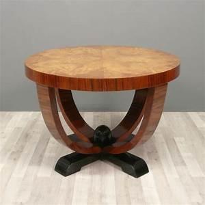 Table Basse Art Deco : table art d co galerie photos mobilier art d co ~ Teatrodelosmanantiales.com Idées de Décoration
