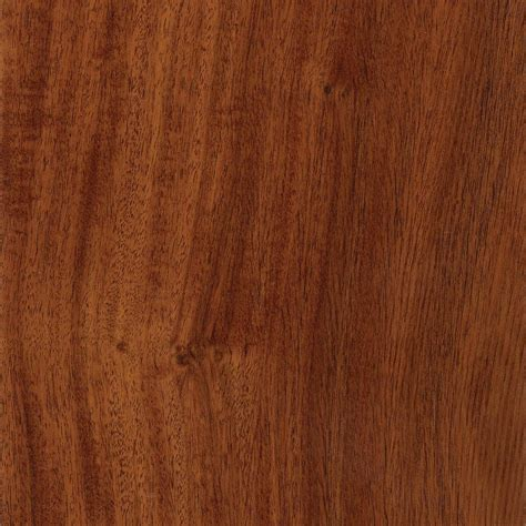 Santos Mahogany Hardwood Flooring Home Depot by Home Legend Santos Mahogany 1 2 In Thick X 5 In Wide X