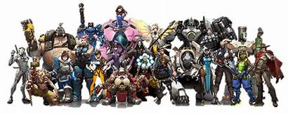 Gaming Characters Overwatch Popular Vpns