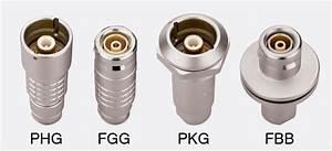 Lemo Triax 11 2 Cable Plug  Fgg 4m 650 Ctlc11z