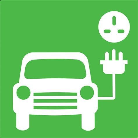 electric vehicles symbol electric car charging symbol ev sign markings by thermmark