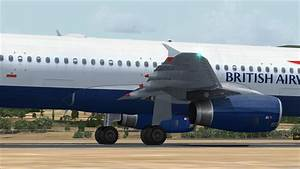 Airbus A320 With Fd