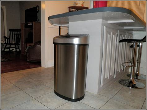 kitchen trash can ideas standard kitchen trash can size ideas outdo ooferto trash