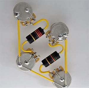 Les Paul Wiring Harness Custom By Jel