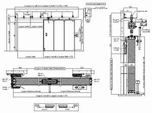 Plan Porte Coulissante : porte coulissante coupe feu rail inclin industrimat fermetures ~ Melissatoandfro.com Idées de Décoration